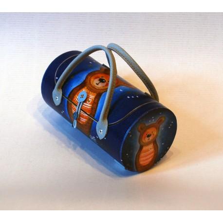 Mallette nounours - petit modèle