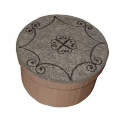 Boîte à chapeau Albertine