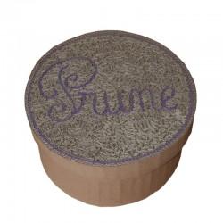 Boîte à chapeau Prénom